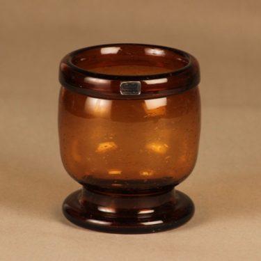 Nuutajärvi Sargasso bowl, signed designer Kaj Franck