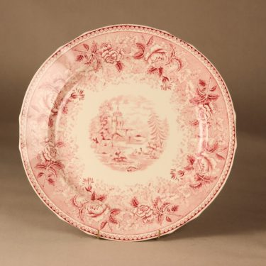 Arabia Maisema serving plate designer unknown