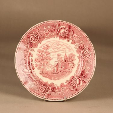 Arabia Maisema dinner plate designer unknown