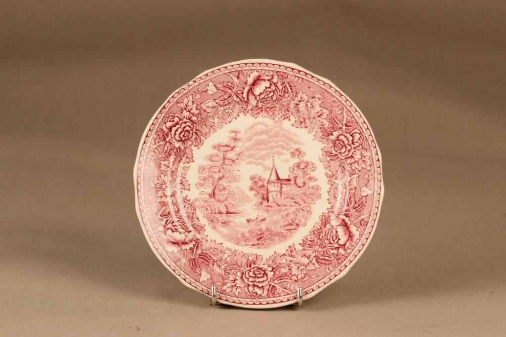 Arabia Maisema plate, small designer unknown
