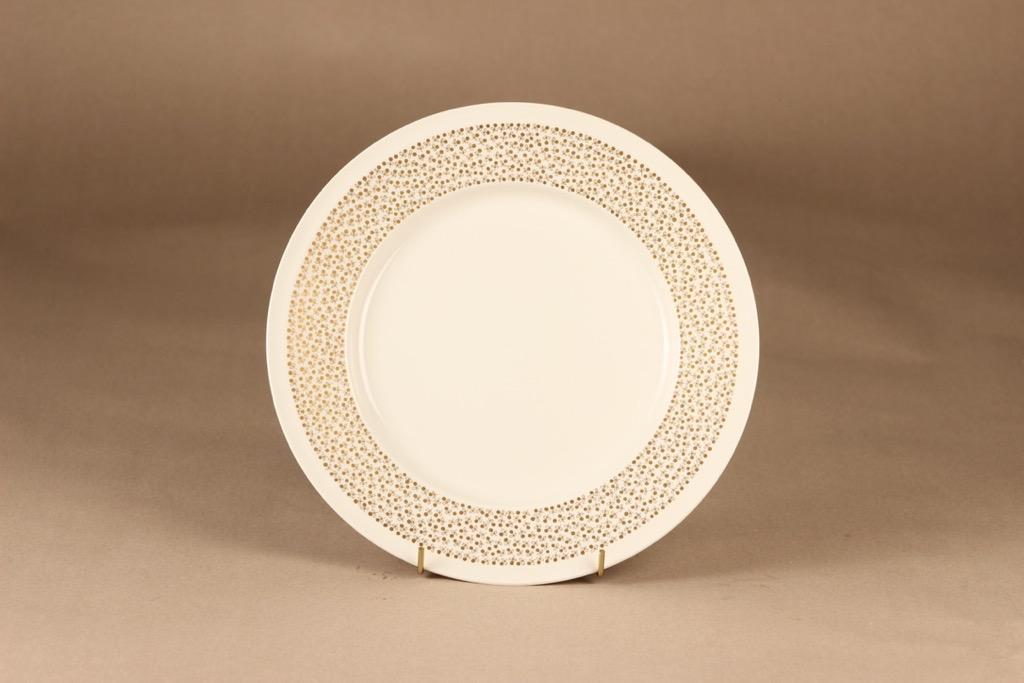 Arabia Kimmel dinner plate designer Esteri Tomula