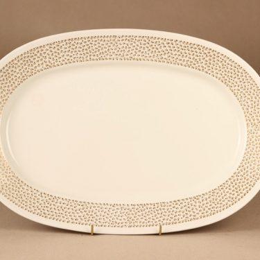 Arabia Kimmel serving plate designer Esteri Tomula