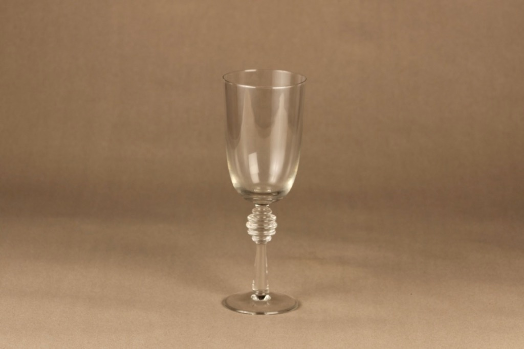 Riihimäen lasi Fabiola olutlasi, 30 cl, suunnittelija Nanny Still, 30 cl