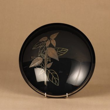 Kumela hand-painted bowl designer Eero Sallinen,  Sirkku Kumela-Lehtonen