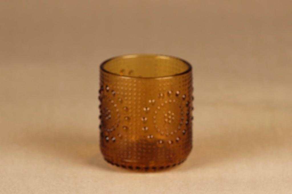 Riihimäen lasi Grapponia glass 15 cl designer Nanny Still