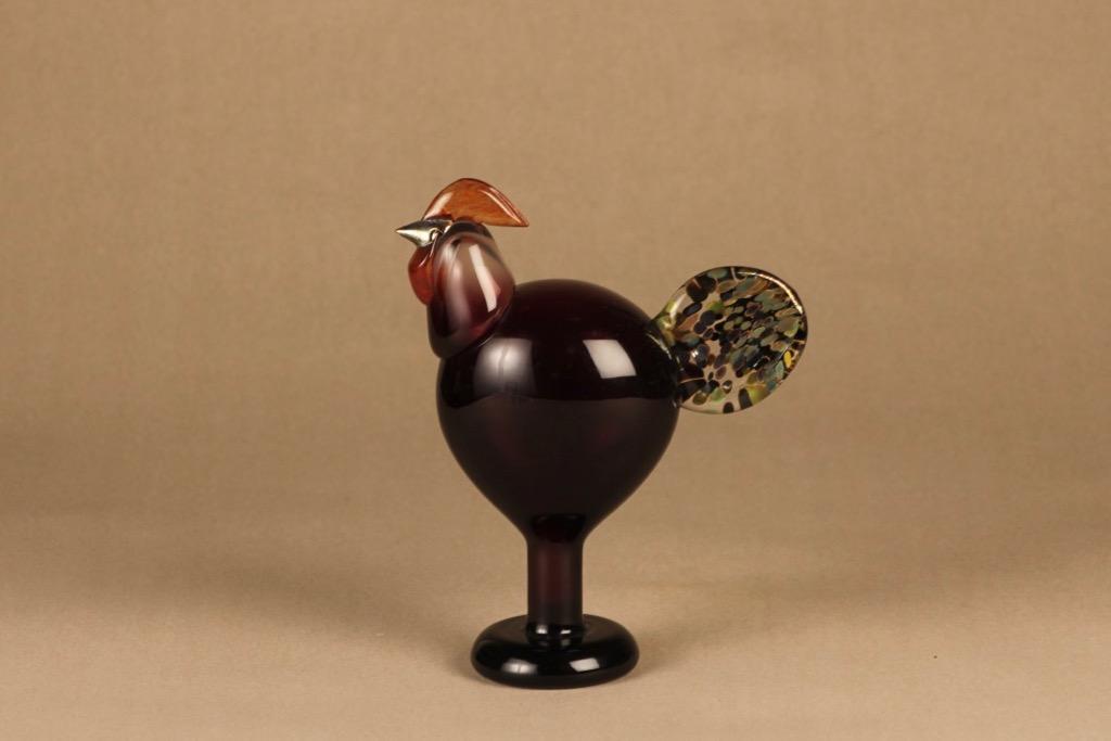 Arabia annual bird Rooster 1998 designer Oiva Toikka