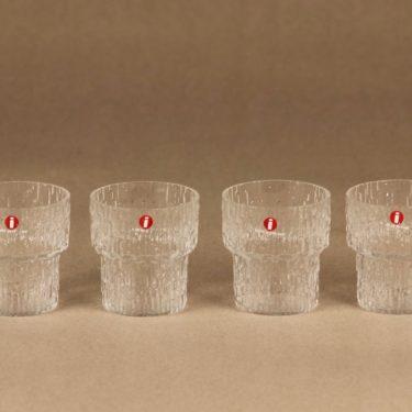 Iittala Paadar schnapps glass 7 cl designer Tapio Wirkkala