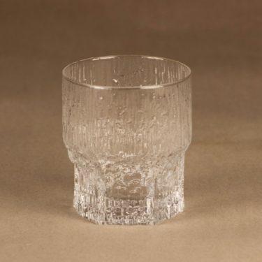 Iittala Aslak whiskey glass, 34 cl designer Tapio Wirkkala