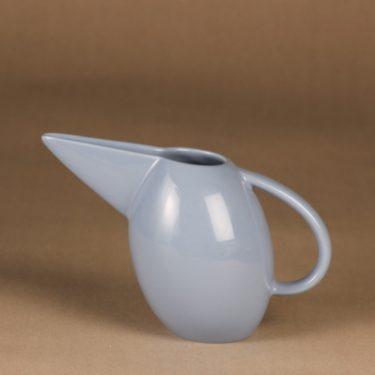 Arabia Storybirds pitcher Ollie, blue designer Kati Tuominen-Niittylä