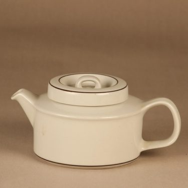 Arabia Fennica tea pot designer Richard Lindh