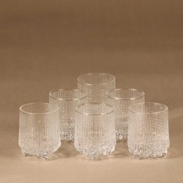 iittala-ultima-thule-schnapps-glass designer Tapio Wirkkala