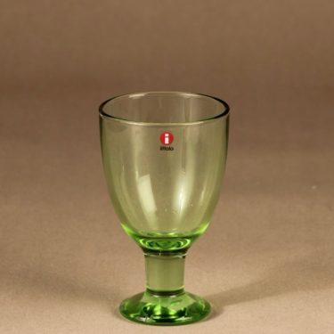 Iittala Verna wine glass 22 cl designer Kerttu Nurminen