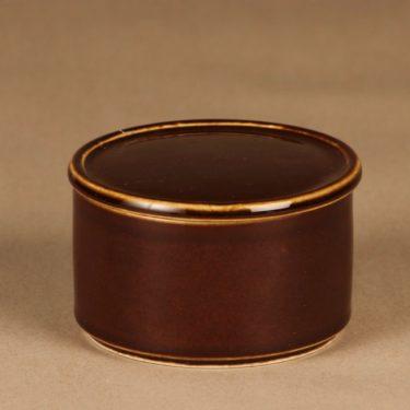 Arabia Kilta purnukka, ruskea, suunnittelija Kaj Franck,