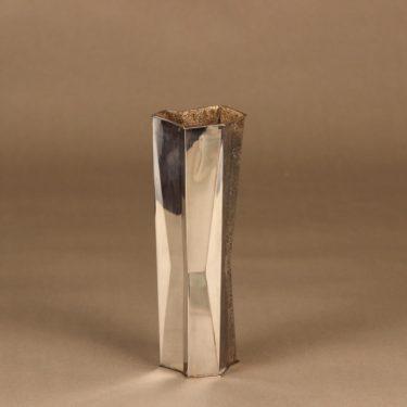 Hopeakeskus vase, silver designer Tapio Wirkkala