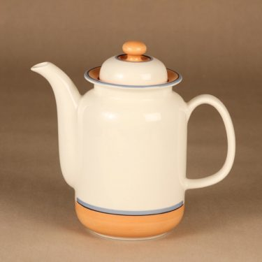 Arabia Arctica Apricos coffee pitcher 1 l designer Inkeri Leivo