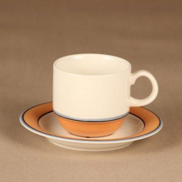 Arabia Arctica Apricos coffee cup designer Inkeri Leivo