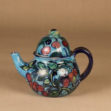 Arabia tea pot, unique designer Dorrit von Fieandt