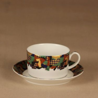 Rörstrand Festivo tea cup designer Heikki Orvola