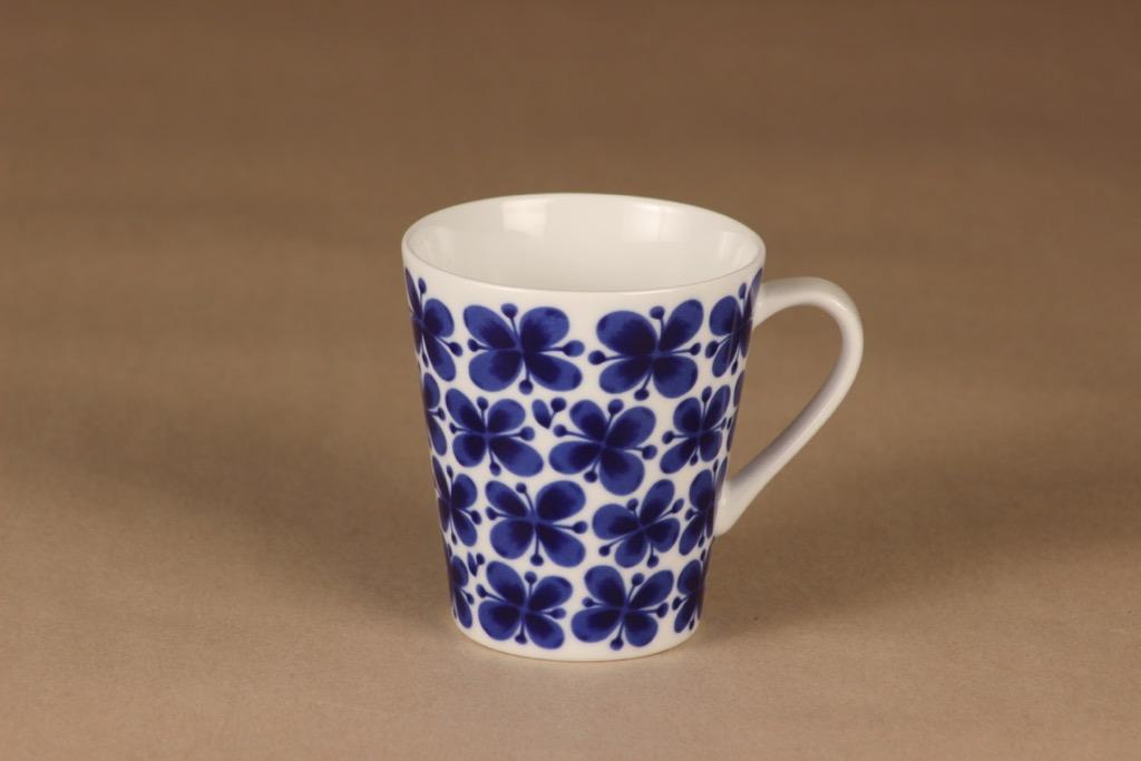 Rörstrand Mon Amie muki, sininen, suunnittelija Marianne Westman,
