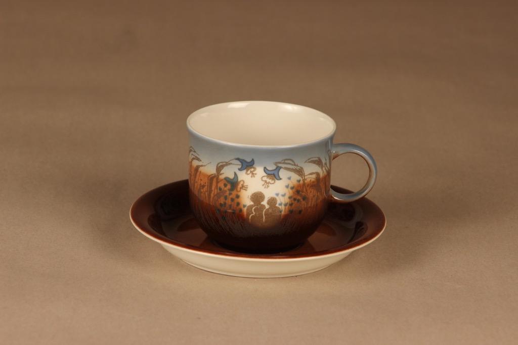 Arabia Äidille tea cup 1982 designer Heljä Liukko-Sundström
