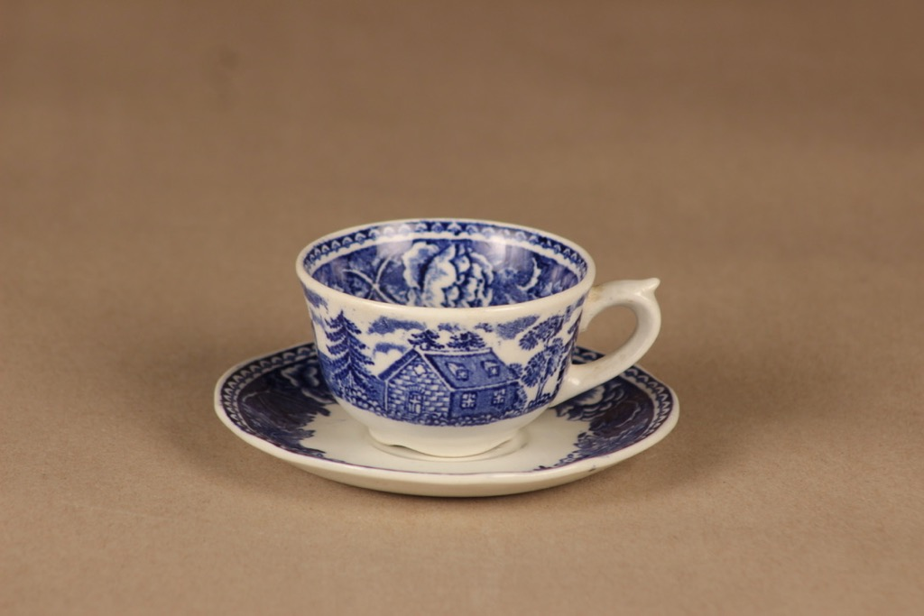 Arabia Maisema coffee cup, childrens designer unknown