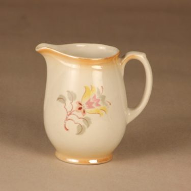 Arabia flower decorative pitcher 0.5 l designer unknown