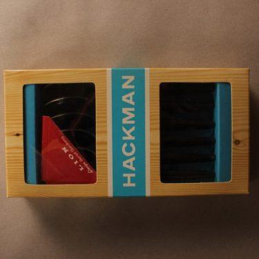 Hackman Lion lusikka,  , 6 kpl, suunnittelija Bertel Gardberg, , Alkuperäistä tuotantoa