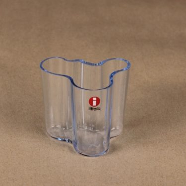 Iittala Aalto  vase, miniature designer Alvar Aalto