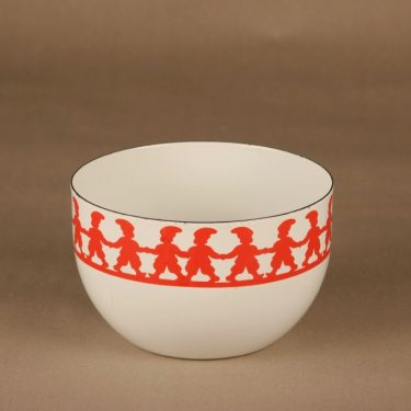 Finel enamel bowl, Christmas-motive 1