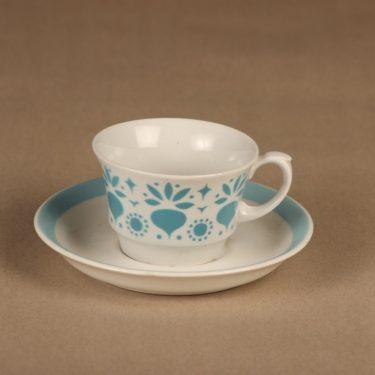 Arabia Retikka coffee cup designer Hilkka-Liisa Ahola