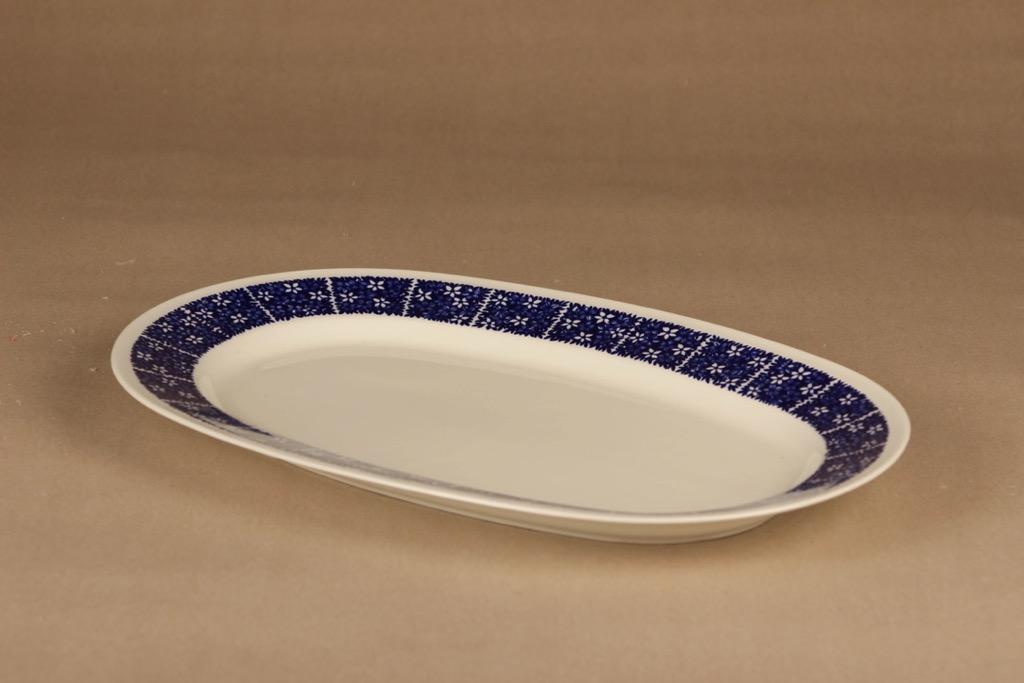 Arabia Pitsi serving plate designer Raija Uosikkinen
