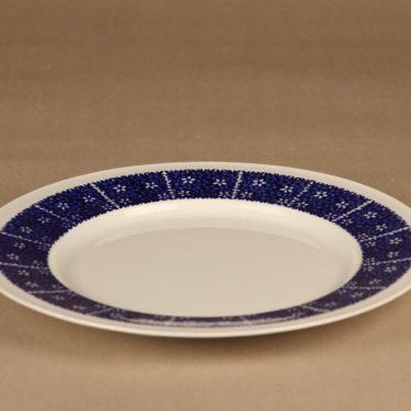 Arabia Pitsi dinner plate designer Raija Uosikkinen