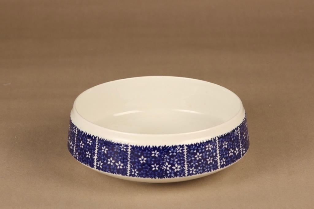 Arabia Pitsi bowl, big designer Raija Uosikkinen