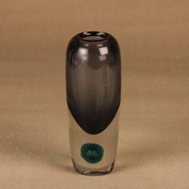 Nuutajärvi Kupla vase, signed designer Saara Hopea
