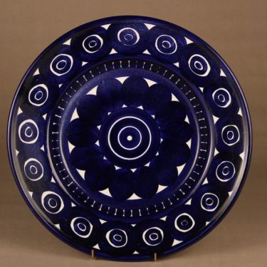 Arabia Valencia serving plate designer Ulla Procope