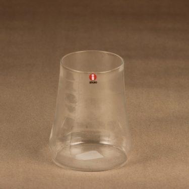 Iittala   lasi, 50 cl, suunnittelija Marc Newson, 50 cl, signeerattu