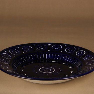 Arabia Valencia fruit bowl, hand-painted designer Ulla Procope