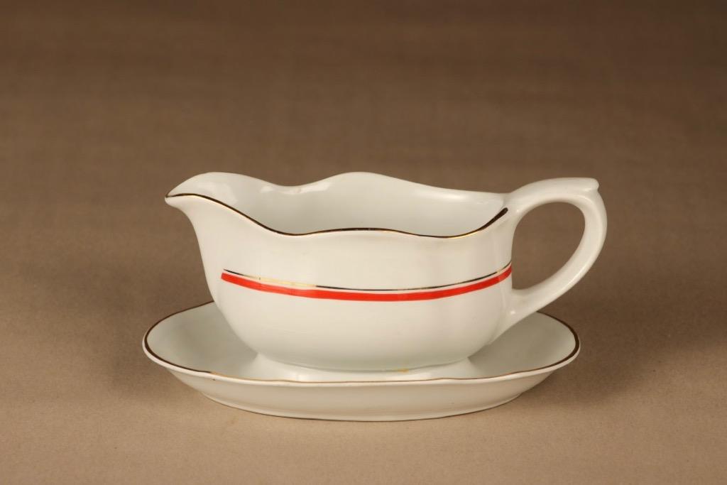 Arabia AS sauce jug designer unknown