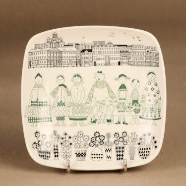 Arabia Marketplace wall plate designer Raija Uosikkinen