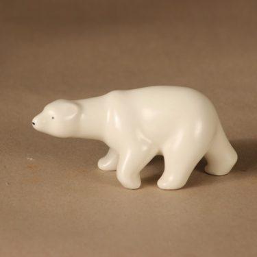 Arabia Jääkarhu figuuri suunnittelija Richard Lindh