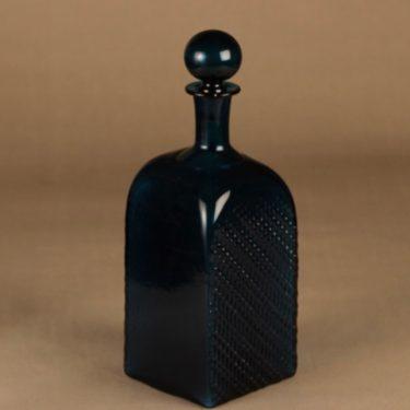 Riihimäen lasi Flindari caraffe 2 l designer Nanny Still