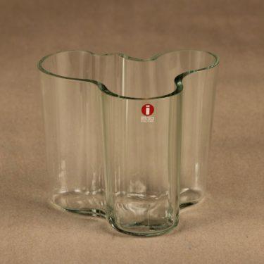Iittala Aalto-Collections vase, celebration edition designer Alvar Aalto