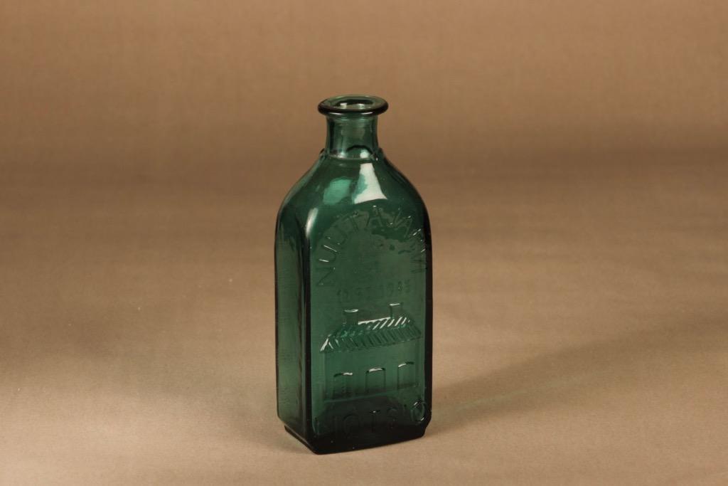 Nuutajärvi  annual bottle Nuutajärvi 150 years designer unknown
