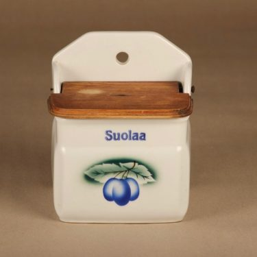 Arabia Luumu salt jar designer Thure Öberg