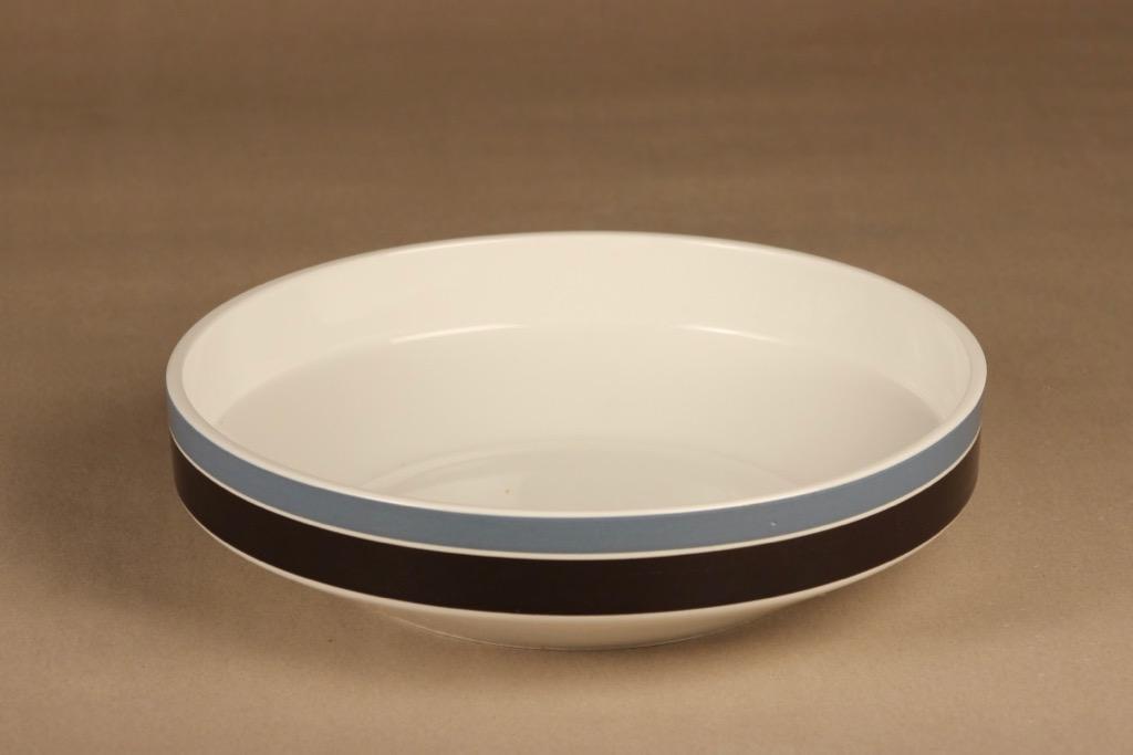 Arabia Raide bowl, big designer Raija Uosikkinen