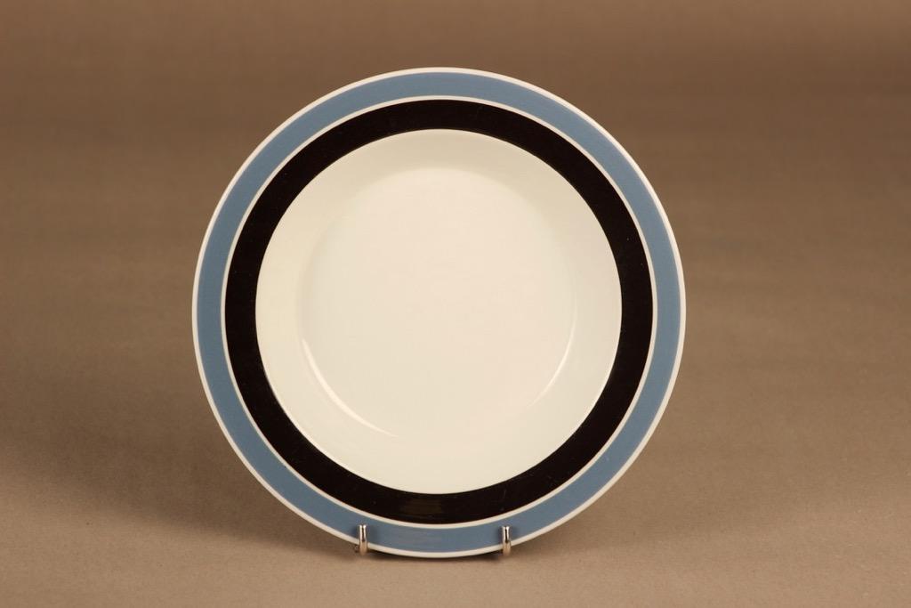 Arabia Raide soup plate designer Raija Uosikkinen