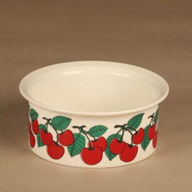 Arabia Kirsikka bowl designer Inkeri Seppälä