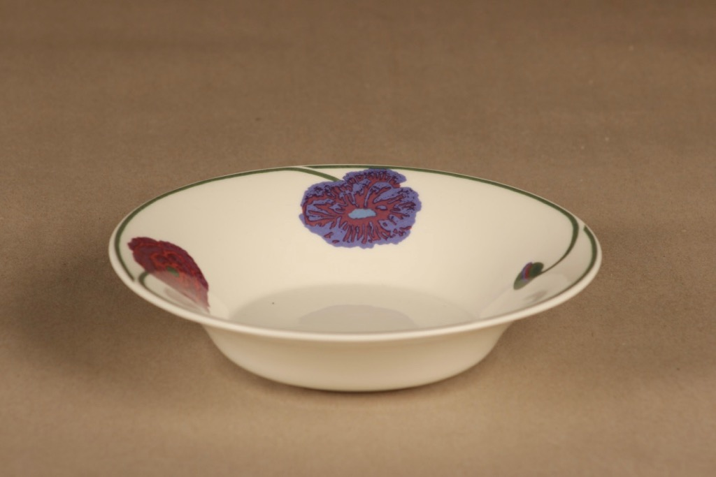 Arabia Illusia dessert bowl designer Fujiwo ishimoto