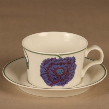Arabia Illusia tea cup designer Fujiwo ishimoto