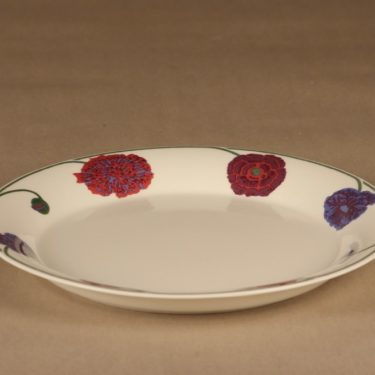 Arabia Illusia plate 26 cm designer Fujiwo ishimoto